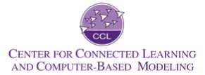 Center for Connected Learning and Computer-Based Modeling